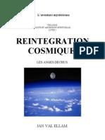 Aventure Mysterieuse Reintegration Cosmique Livre 1 Jan Val Ellam