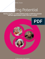 ODI - Fulfilling Potential Discussion Paper