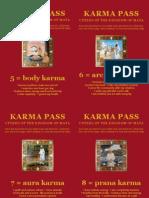 Karma Cards 5-8