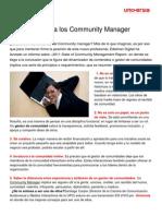 5 Lecciones Para Los Community Managers