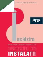 Enciclopedia Tehnica de Instalatii - Manualul de Instalatii - Editia aIIa - Instalatii de Incalzire