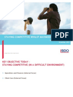 Staying Competitive Whilst Maxim is Ing Income by Johnny Webb