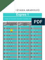 Program Expres 1