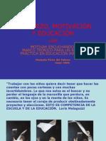 EDUCACIÓN, MOTIVACIÓN ESFUERZO