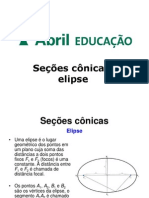 Conicas Elipse