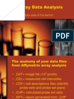 Micro Array Data Analysis 06