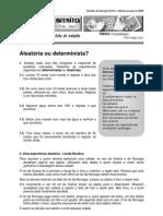 Ficha Probabilidades - Tarefas DGIDC