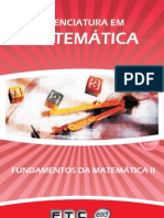 Fundamentos Matematica II