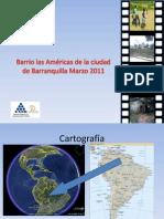 Analisis Barrio Las Americas