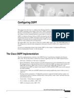 Configuring Ospf
