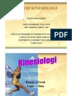 Bahan Ajar Kinesiologi