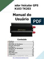 manual traker tk103b em portugues rh scribd com Dedos Em Portugues Dedos Em Portugues