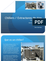 Chillers / Extractores de Aire