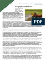 Desafios da produção agropecuária Brasil