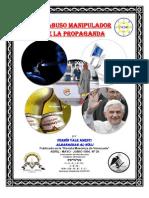 EL ABUSO MANIPULADOR DE LA PROPAGANDA por FERMÍN VALE AMESTI (ALBANASHAR AL-WÂLI)