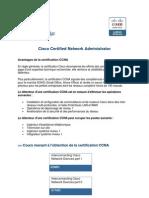 Avantages de La Certification CCNA