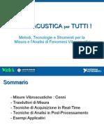 Wintek NI Seminario Vibroacustica Per Tutti 2008