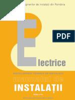 Enciclopedia Tehnica de Instalatii - Manualul de Instalatii - Editia aIIa - Instalatii Electrice Si Automatizari