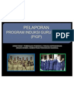 Laporan Pelaksanaan PIGP 25 APRIL 2011
