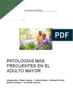 Patologias Mas Frecuentes en El Adulto Mayor.final