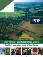 Biodiversidade Apore Sucuriu Pagotto e Souza Orgs