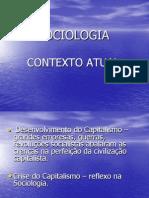 SOCIOLOGIA- contexto atual