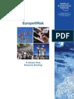 Europe @ Risk Report 2008