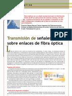 Senales Rf Sobre Fibra Optica