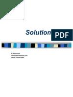 Solutions 30SE