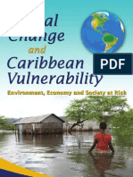 Global Change and Caribbean Vulnerability