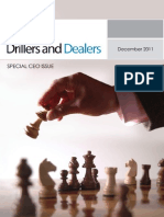 Drillers and Dealers December 2011