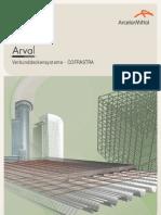 Verbunddeckensysteme - COFRASTRA 01-2010