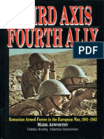 [Arms & Armour Press] - Third Axis - Fourth Ally