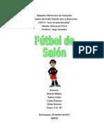 Futbol de Salon