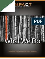 IMPAQT Services Brochure