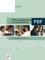 NSW-Risk Management Guide Small Business