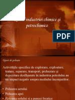Curs 5 - Risc Chimic Si Petrochimie