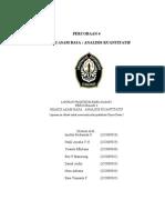 PERCOBAAN IV (Reaksi Asam-Basa [Analisis Kuantitatif