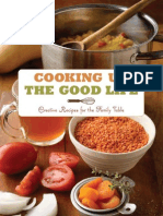 Cooking Up the Good Life Creative Recipes for the Family Table(2011)BBS