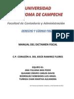 Manual Del Dictamen Fiscal