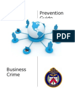 Business Crime Prevention