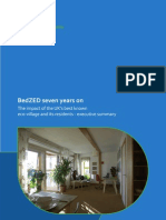 BedZED Seven Years Exec Summary
