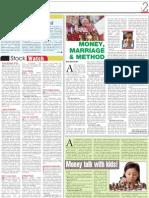 Money, Marriage & Method