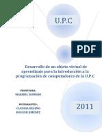 OVA_Diseño e implementación de un objeto virtual de aprendizaje para la introducción a la  programación de computadores