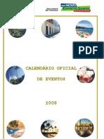 Calendar i o Oficial Even to s 2008