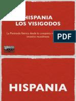 Hispania y visigodos