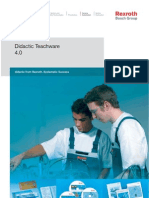 Didactic Teachware 4.0 - REXROTH