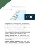 ESCUELA DE JURSIPRUDENCIA Y PENSUM