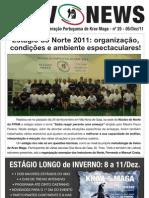 Krav News 25