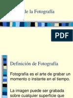 PP. Historia de la Fotografía ~